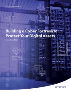 Cimphoni Original White Paper: Building a Cyber Fortress to Protect your Digital Assets by Max Boedder