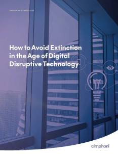 How to Avoid Extinction in the Age of Digital Disruptive Technology
