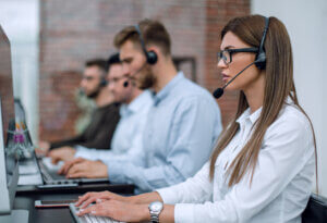 time to improve call center
